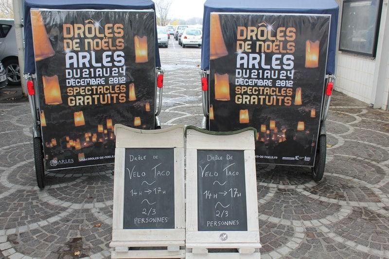 Drôles de noël 2012 à Arles