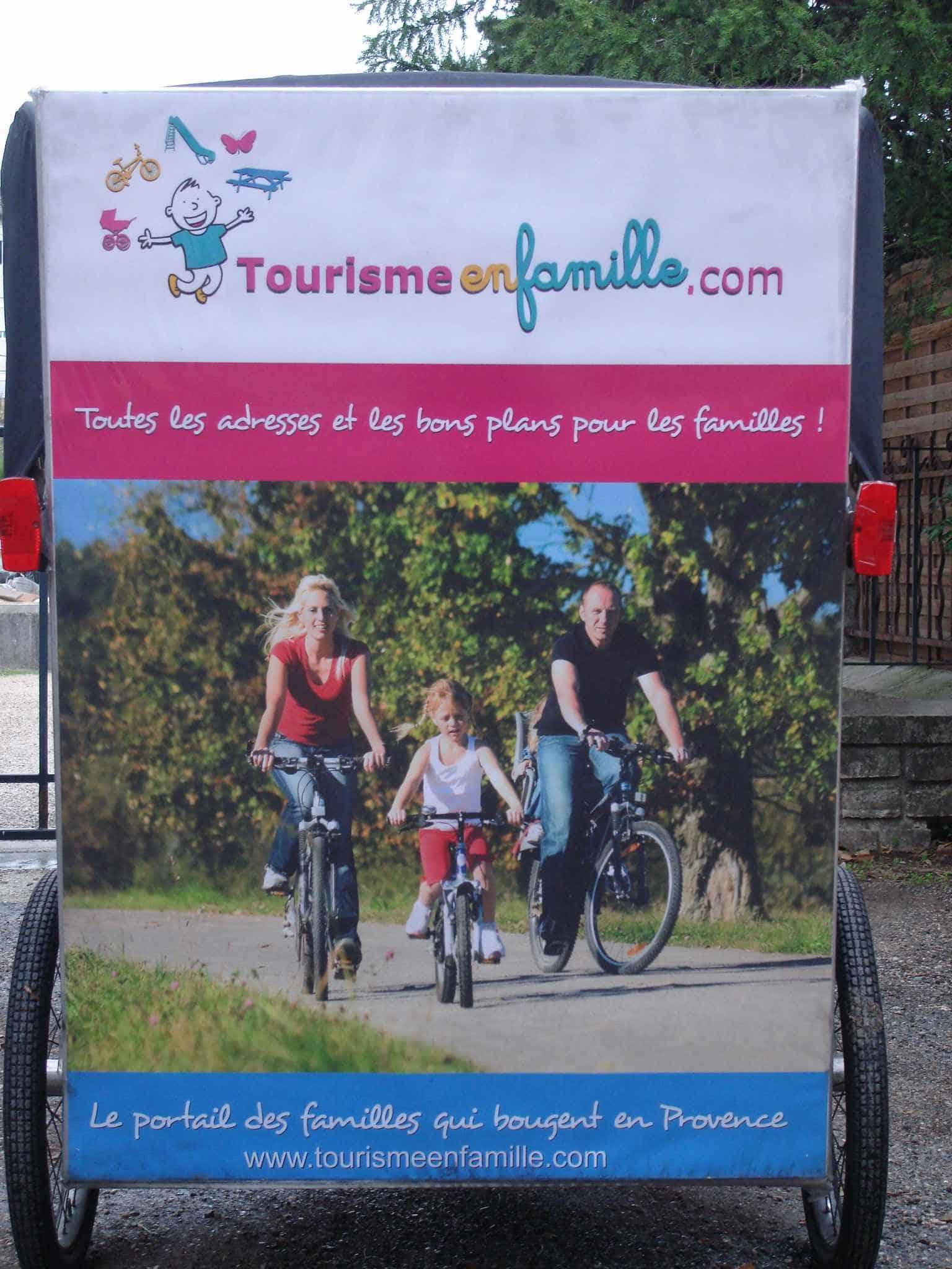 Tourisme en famille  s'associe à Taco and Co