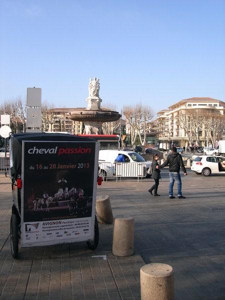 Cheval Passion du 16 au 20 Janvier 2013 au Parc des expositions d'Avignon.