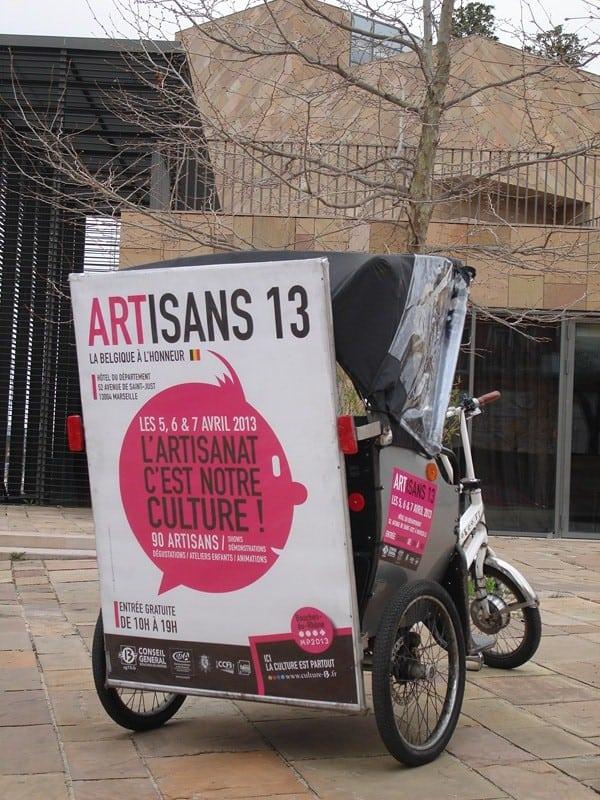 Artisans 13 à l'Hôtel du département à Marseille du 5 au 7 Avril 2013