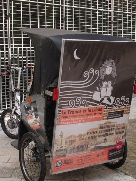 France/Liban: Regards croisées en bande dessinée