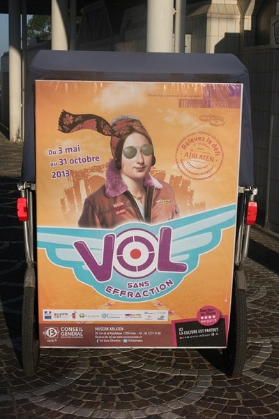 Vol sans effraction au Musée Arlaten d'Arles à partir du 03 Mai 2013