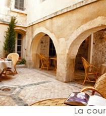 Maison d'hôtes à Arles: La maison Molière.