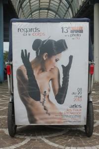 FEPN, Festival Européen de photo de nu du 8 au 20 Mai 2013 à Arles.