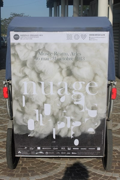 Exposition Nuage au Musée Réattu à Arles jusqu'au 31 octobre 2013