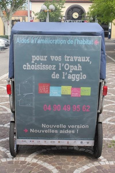 OPAH de l'ACCM du pays d'Arles: Aides à l'amélioration de l'habitat, version 2013.