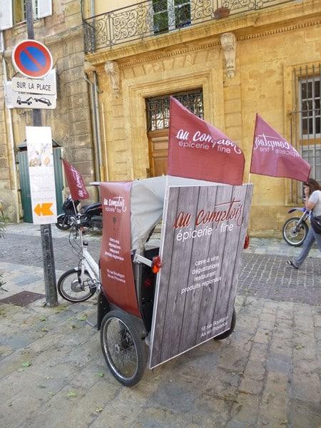 Au Comptoir, épicerie fine à Aix en Provence