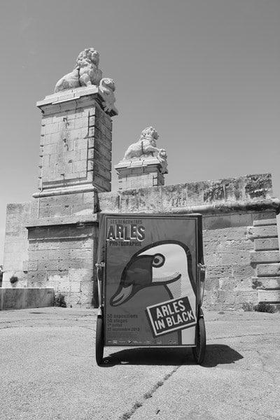 Arles in Black, Rencontres d'Arles 2013