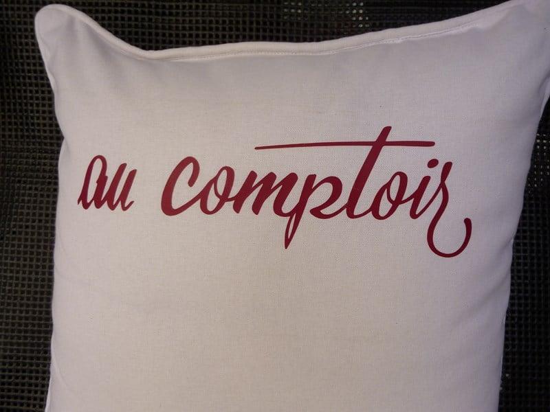 Communication écologique sur Aix: Au Comptoir choisit Taco and Co.