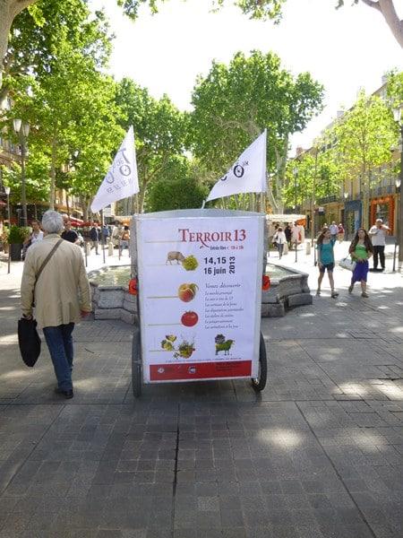 Terroir 13 à Marseille du 14 au 16 Juin 2013.