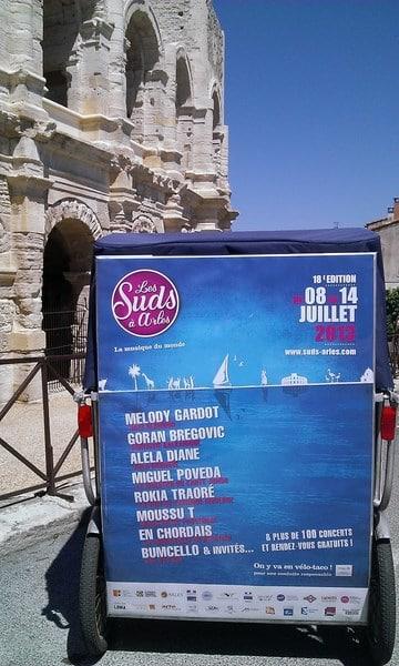 Les Suds à Arles du 8 au 14 Juillet 2013