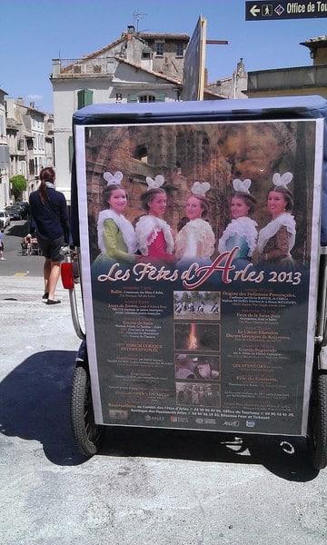Les Fêtes d'Arles 2013 présentés par Festiv'Arles