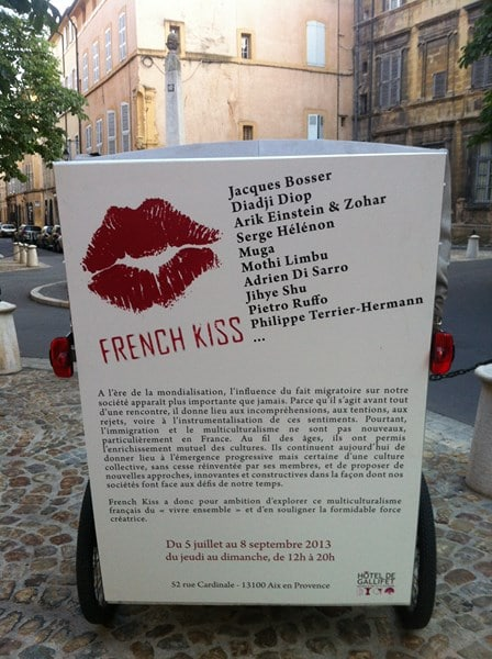 French Kiss à l'hotel de Gallifet
