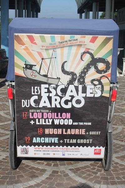 Les Escales du Cargo 2013 à Arles