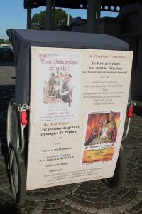 Festival Arelate du 25 Août au 1er Septembre à Arles