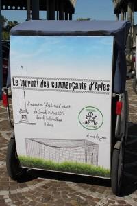 Le tournoi des commerçants d'Arles, samedi 31 Août 2013