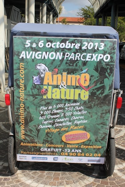 Animo et Nature 2013 au parc des expos d'Avignon
