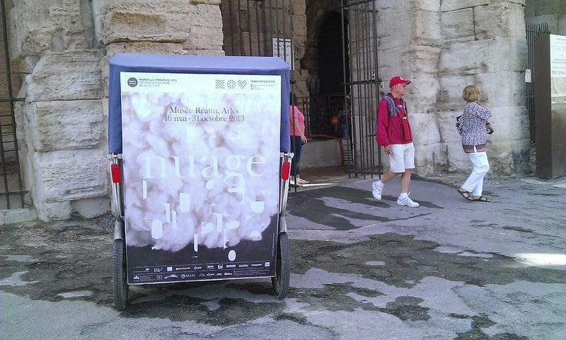 Exposition Nuage au musée Réattu d'Arles