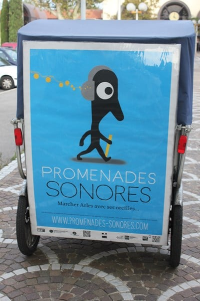 Promenades Sonores dans Arles