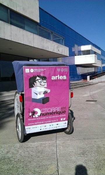 Octobre Numérique 2013 sur Arles