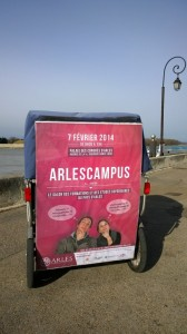 Arles Campus 2014