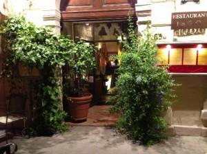 Le QG, restaurant de cuisine moderne à deux pas des Arènes d'Arles.