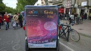 Féria de Pâques 2014 à Arles: Les bus gratuits d'ENVIA pour le retour à la maison