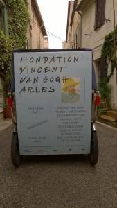 Van Gogh live, Fondation Van Gogh, Arles