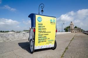 Les Suds à Arles, festival de musique du monde, du 14 au 20 juillet 2014