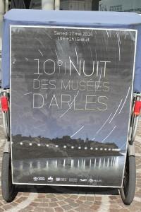La nuit des musées d'Arles le 17 mai 2014: Tous les musées d'Arles gratuits de 19h à 1h00 !!!!