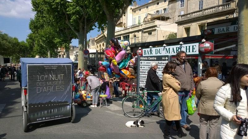 Nuit des musées 2014 Arles
