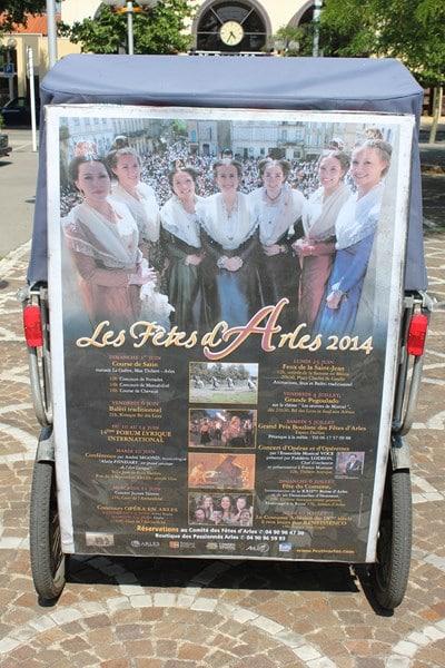 Fêtes d'Arles 2014