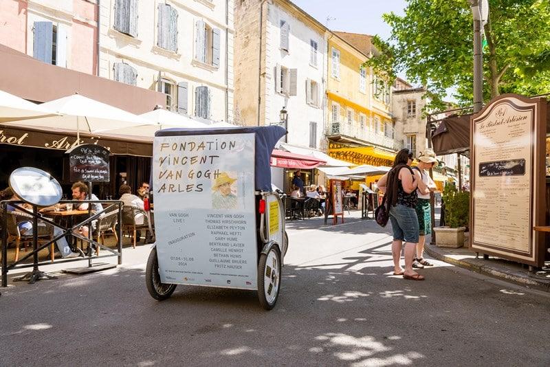 Fondation Vincent Van Gogh: exposition Van Gogh Live!!! à Arles
