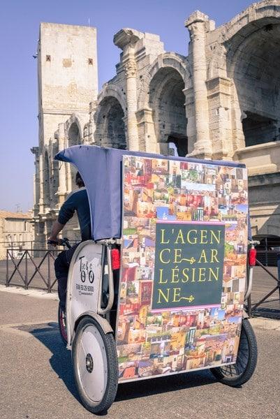 L'Agence Arlésienne, Agence immobilière du centre historique d'Arles