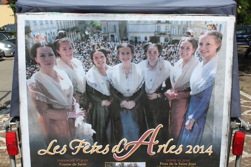 Les Fêtes d'Arles 2014 jusqu'au 13 juillet proposées par festiv'Arles, le comité des fêtes d'Arles.