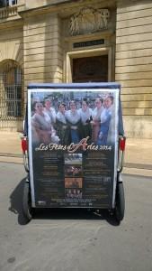 Les fêtes d'Arles 2014: Pégoulado et fête du costume les 4 et 6 juillet 2014