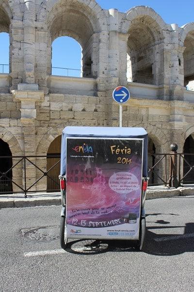 Féria d'Arles du 12 au 14 septembre 2014