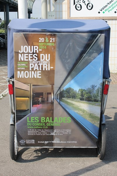 Journées Européennes du Patrimoine à Arles (