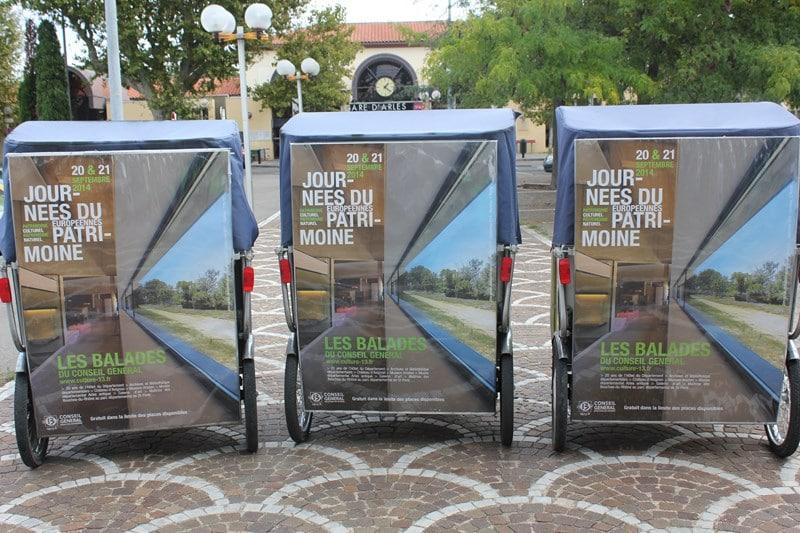 Journées du Patrimoine Arles 2014