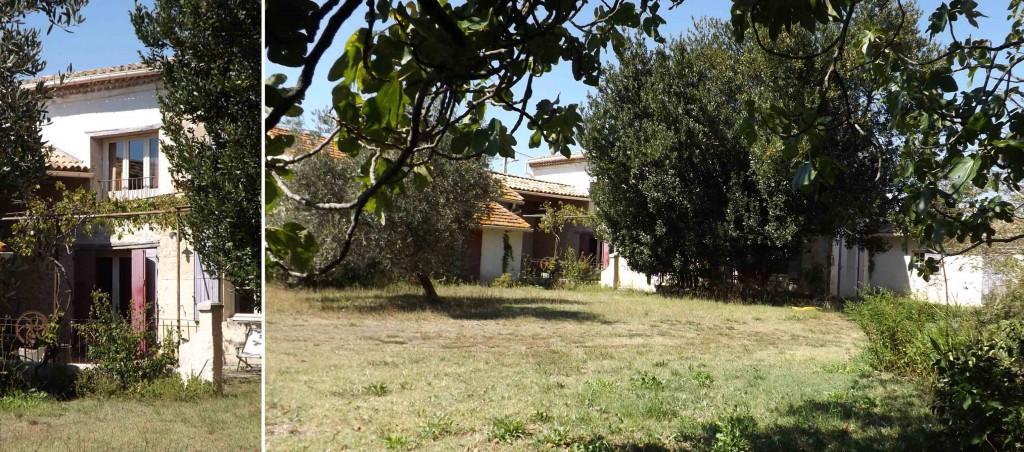 Mas du 19ème Arles Agence Arlésienne