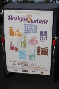 Musiques en balade: 15 concerts gratuits au cœur de notre patrimoine jusqu'au 28 septembre 2014