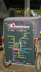Octobre Numérique 2014 à Arles, c'est parti jusqu'au 26 octobre !!!
