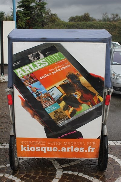 Arles info, mensuel du pays d'Arles