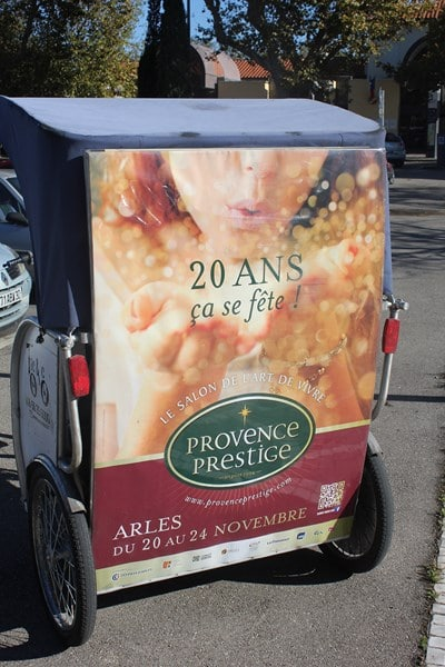 Provence Prestige, 20 au 24 novembre 2014 à Arles