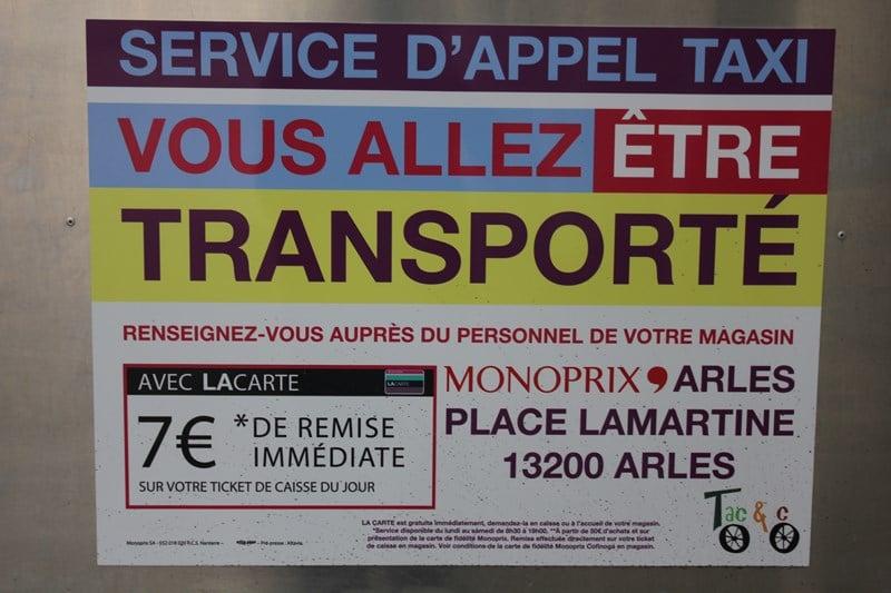 Livraison  gratuiteMonoprix Arles
