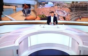Taco and Co dans le journal de France 2 de 20h le samedi 25 Avril 2015