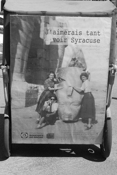 J'aimerais tant voir syracuse au MDAA d'Arles