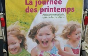 La journée des printemps au Château d'Avignon le dimanche 19 avril 2015
