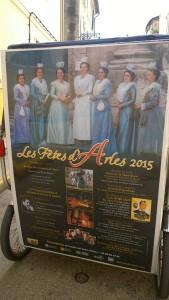 Les Fêtes d'Arles 2015 jusqu'au 9 juillet proposées par festiv'Arles, le comité des fêtes d'Arles.