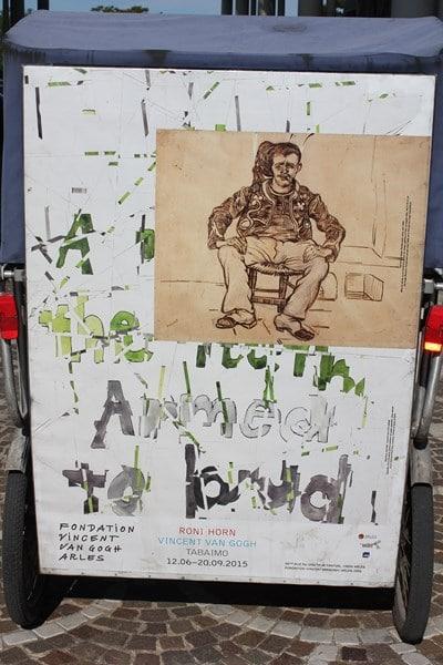 Vincent Van Gogh Roni Horn Tabaimo (Copier)